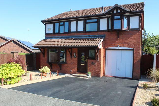 Thumbnail Detached house for sale in Lenten Grove, Heywood, Lancashire