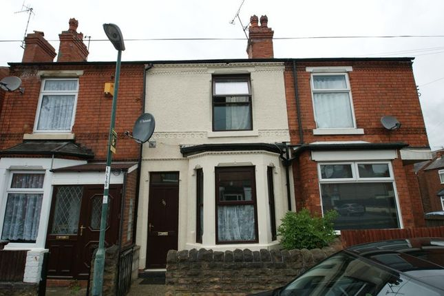 Thumbnail Semi-detached house to rent in Logan Street, Bulwell, Nottingham