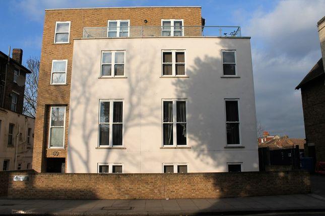 Thumbnail Flat to rent in Keats Parade, Church Street, London