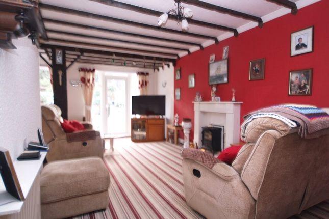 Thumbnail Semi-detached bungalow for sale in Richmond Grove, Wordsley, Stourbridge