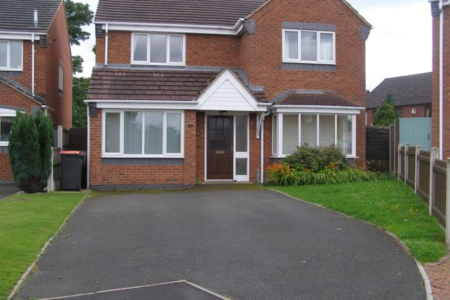 4 bed detached house to rent in Grange Farm Rise, Dawley TF4