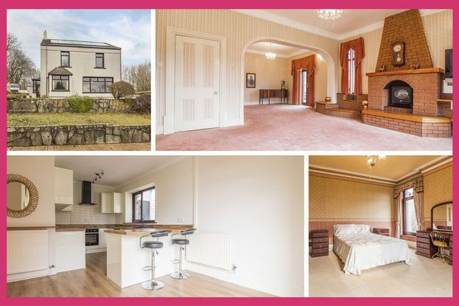 Thumbnail Detached house for sale in The Park, Blaenavon, Pontypool