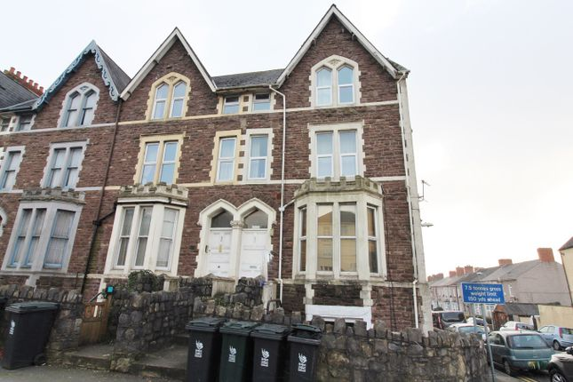 Thumbnail Flat for sale in Flat 3, Chepstow Road, Newport, Newport
