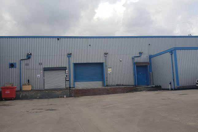Light industrial to let in Langley Road, Salford, Greater Manchester