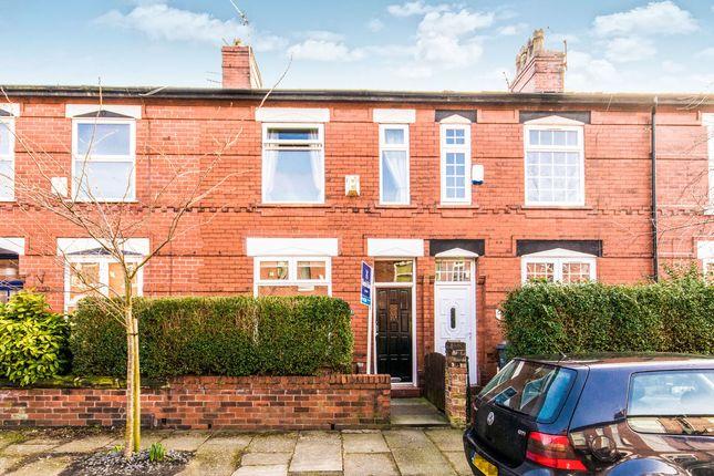 Thumbnail Terraced house for sale in Fernleigh Avenue, Levenshulme, Manchester