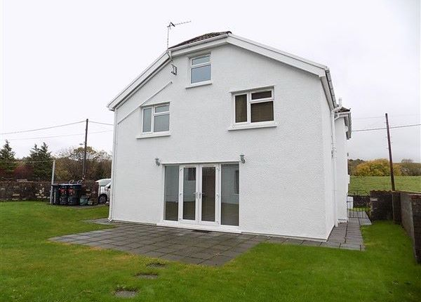 Thumbnail Detached house for sale in Bleanant Road, Nantyglo
