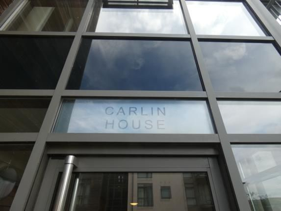 Outside of Carlin House, The Manor, Church Street, Nottingham NG9