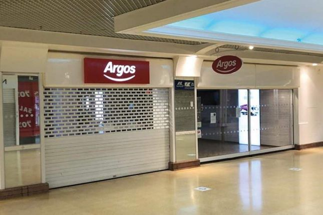 Thumbnail Retail premises to let in 32, Wellington Centre, Aldershot