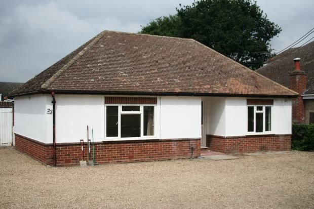 Thumbnail Detached bungalow to rent in Danywern Drive, Winnersh