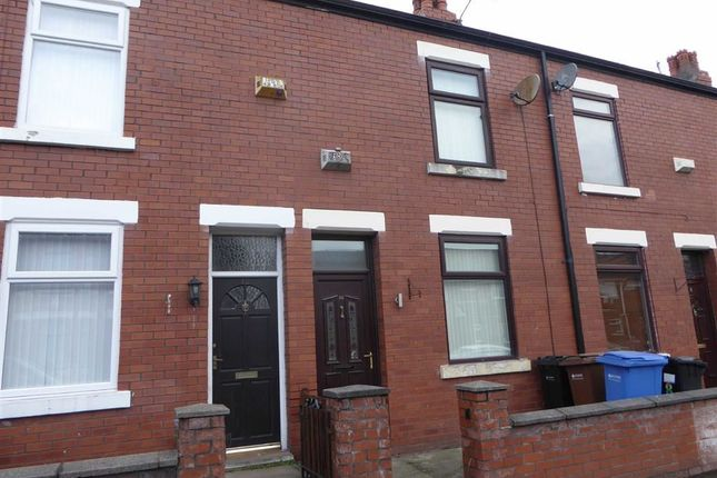 Thumbnail Terraced house to rent in Thornley Lane North, Reddish, Stockport