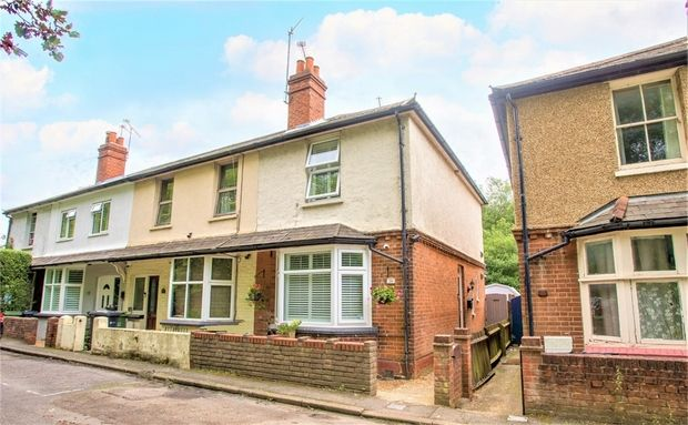 2 bed end terrace house for sale in Weyside Road, Guildford, Surrey GU1