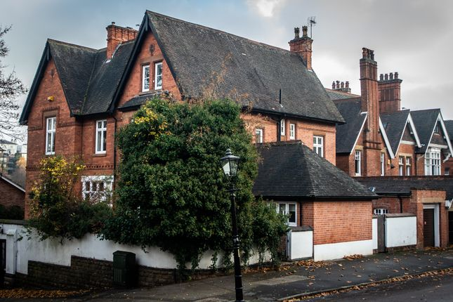 Thumbnail Semi-detached house for sale in Cavendish Road East, The Park, Nottingham