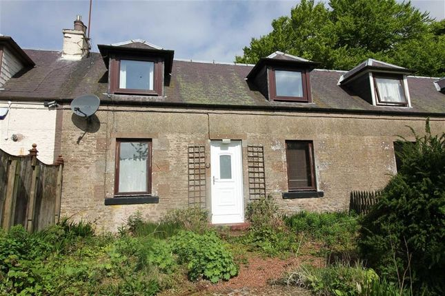 Thumbnail Terraced house for sale in Falside Cottages, Chesters, Hawick, Nr Jedburgh
