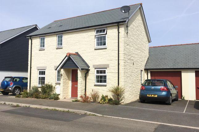 Thumbnail Link-detached house for sale in Higher Moor, Ruan Minor, Helston