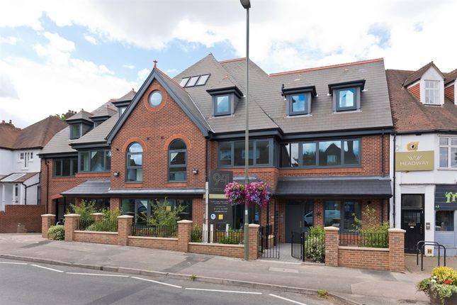 Thumbnail Flat for sale in Hare Lane, Claygate, Esher