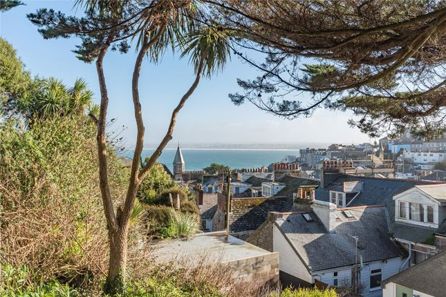 Thumbnail Terraced house for sale in Bedford Road, St. Ives, Cornwall