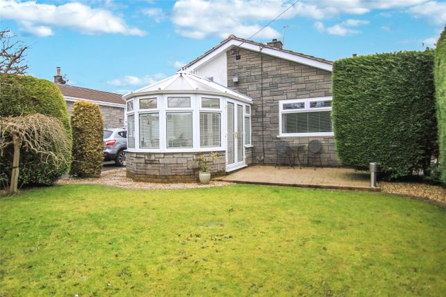 Thumbnail Bungalow for sale in Farmers Lane, Beaufort, Ebbw Vale, Gwent