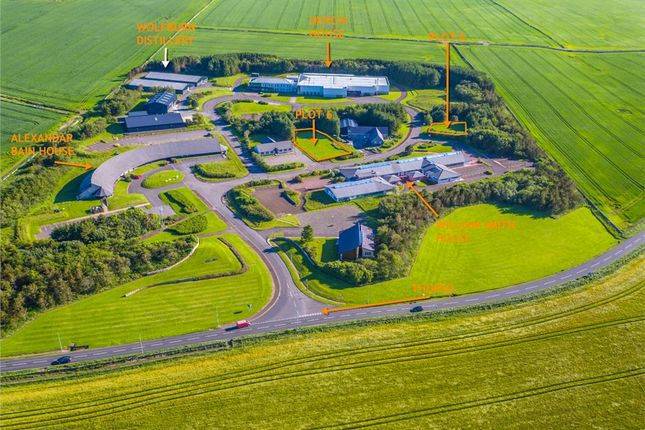 Thumbnail Land for sale in Development Sites, Thurso Business Park, Thurso, Caithness And Sutherland