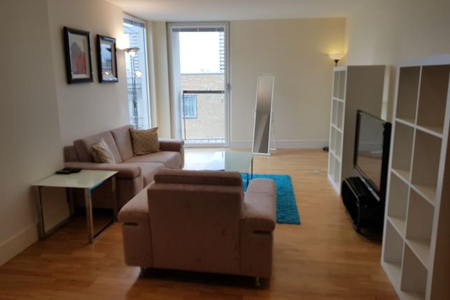 Thumbnail Flat to rent in Lanterns Court, London