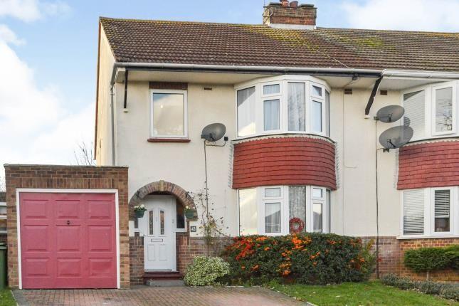 Front of Walnut Drive, Bletchley, Milton Keynes, Buckinghamshire MK2