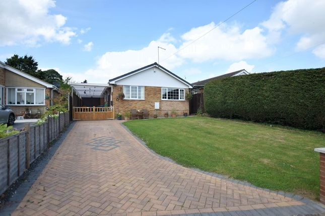 Thumbnail Detached bungalow for sale in Fern Grove, Cherry Willingham, Lincoln