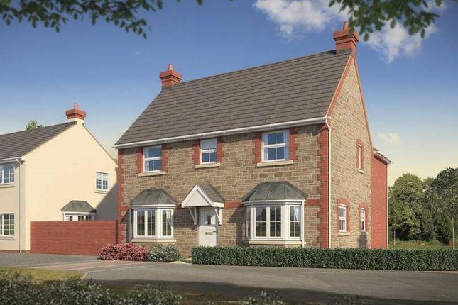 Thumbnail Detached house for sale in Barrington Park, Shrivenham, Swindon