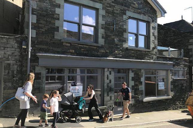 Thumbnail Retail premises to let in Radio House, Church Street, Ambleside, Cumbria