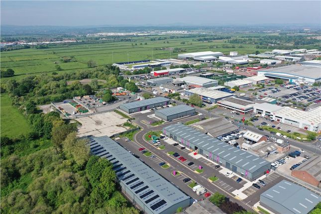 Thumbnail Industrial to let in Unit C Dee View Trade Park, Bumpers Lane, Chester, Cheshire