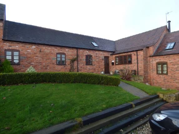 Thumbnail Semi-detached house for sale in Old Leese Barns, Billington, Stafford