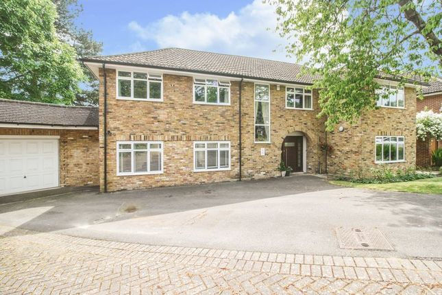 Thumbnail Detached house for sale in Chilterns Park, Bourne End