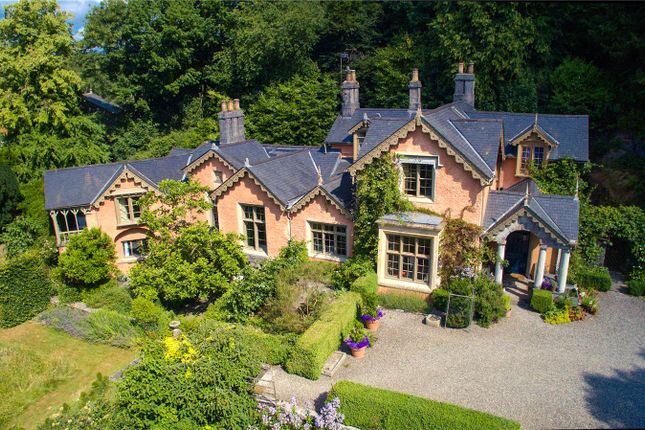 Detached house for sale in Eller How House, Lindale, Grange Over Sands, Cumbria