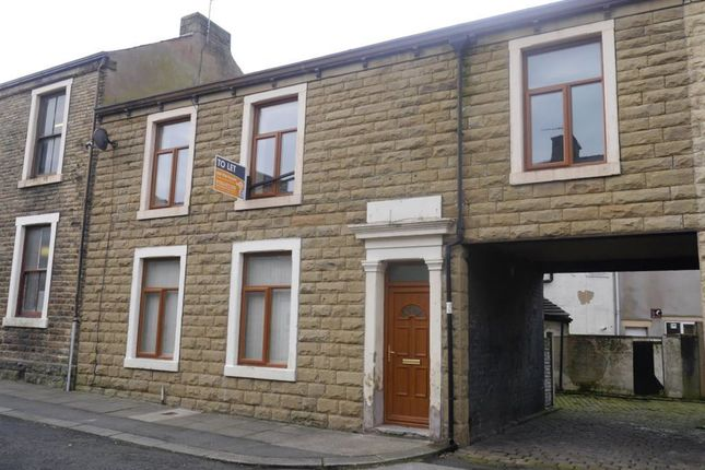 Thumbnail Terraced house to rent in Victor Street, Clayton Le Moors, Accrington