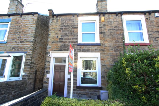 Thumbnail End terrace house to rent in Hall Road, Handsworth, Sheffield