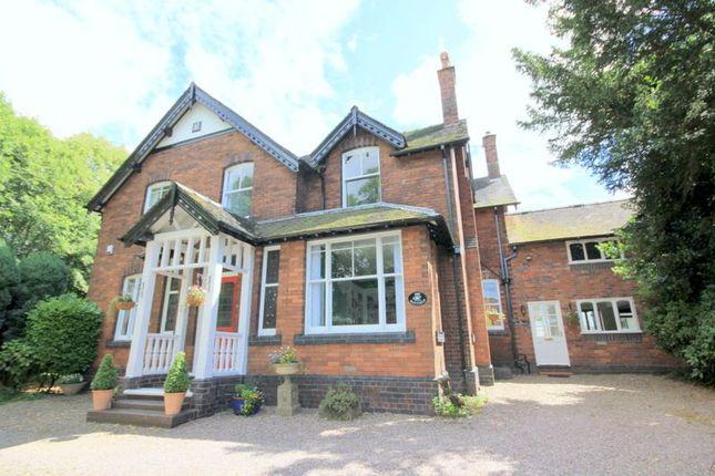 Thumbnail Semi-detached house for sale in Longton Road, Trentham, Stoke-On-Trent