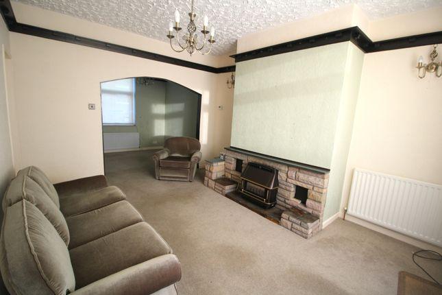 Lounge of Eldon Bank, Eldon, Bishop Auckland, County Durham DL14