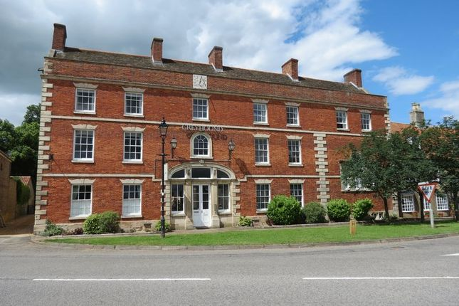 Thumbnail Flat for sale in Market Place, Folkingham, Sleaford