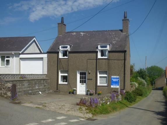 Thumbnail Link-detached house for sale in Mynydd Nefyn, Pwllheli
