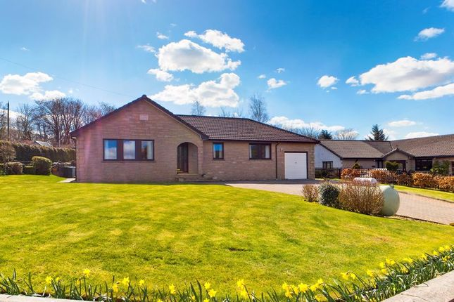 Thumbnail Detached bungalow for sale in Castleview, 5 Camps Road, Crawford