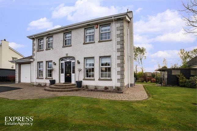 Thumbnail Detached house for sale in The Olde Golf Links, Portadown, Craigavon, County Armagh
