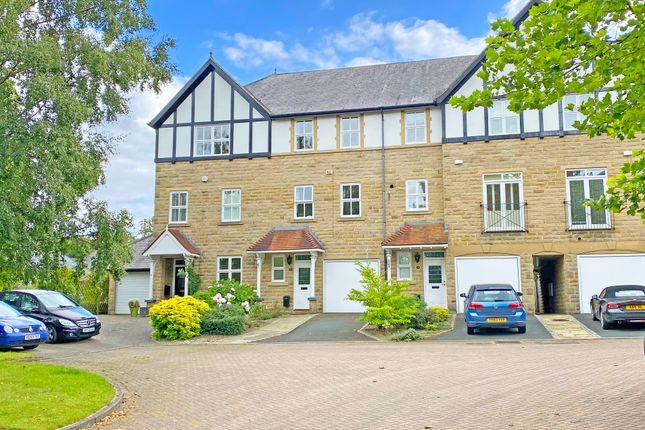 Thumbnail Terraced house for sale in Chapman Square, Harrogate