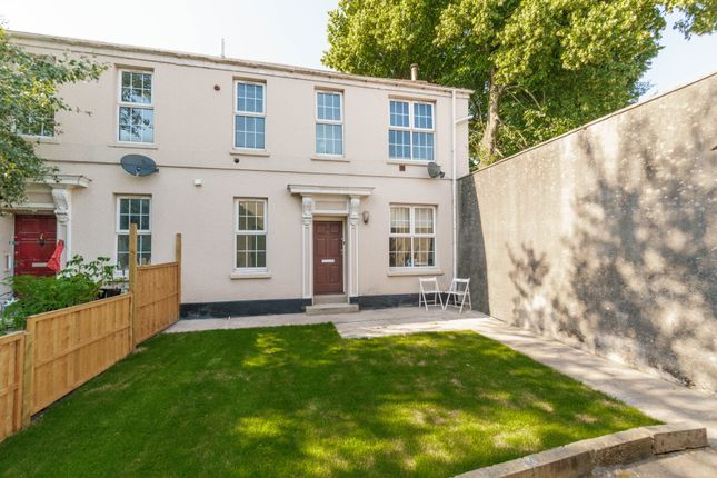 Thumbnail 2 bed terraced house to rent in Ladywell Place, Plymouth