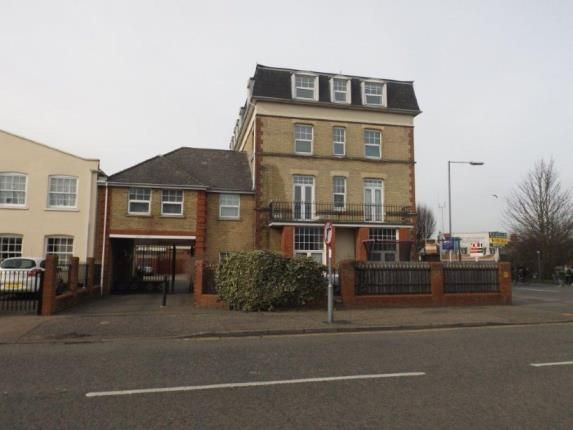 Thumbnail Flat for sale in Carnarvon Road, Clacton-On-Sea, Essex