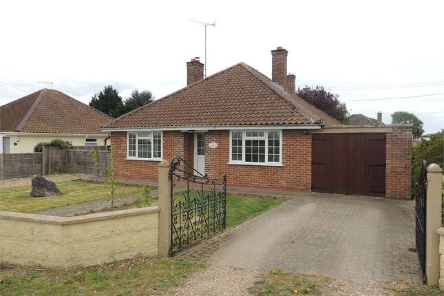 Thumbnail Detached bungalow for sale in Stonecross Road, Downham Market