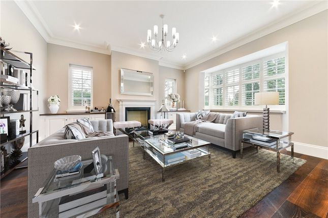 Thumbnail Detached house for sale in Coombe Hill Road, Kingston-Upon-Thames