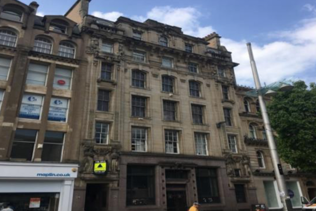Office to let in 24 St Enoch Square, Glasgow