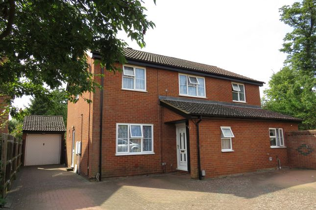 Thumbnail Detached house for sale in Armour Rise, Hitchin