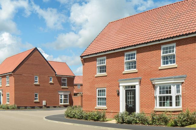 "Thumbnail Detached house for sale in ""Avondale"" at Tranby Park, Jenny Brough Lane, Hessle"