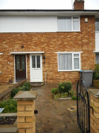 Thumbnail Terraced house to rent in Homefield Road, Wembley