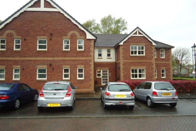 Thumbnail Flat to rent in Glastonbury Mews, Stockton Heath, Warrington