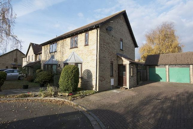 End terrace house to rent in Stonebanks, Walton-On-Thames